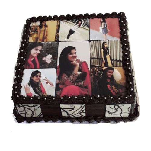 Some one special photo cake
