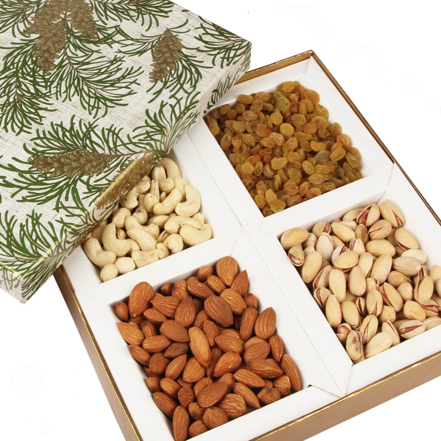 Diwali Dry Fruit Box
