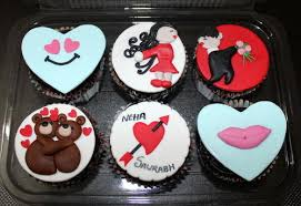 Heart Cup Cakes