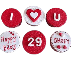 Happy Birthday Cup Cakes