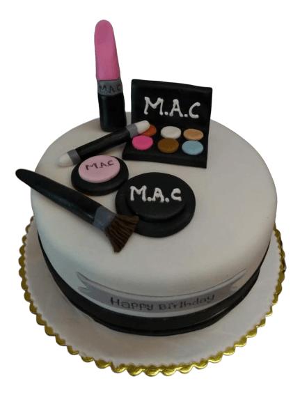 Makeup-Artist-Cake
