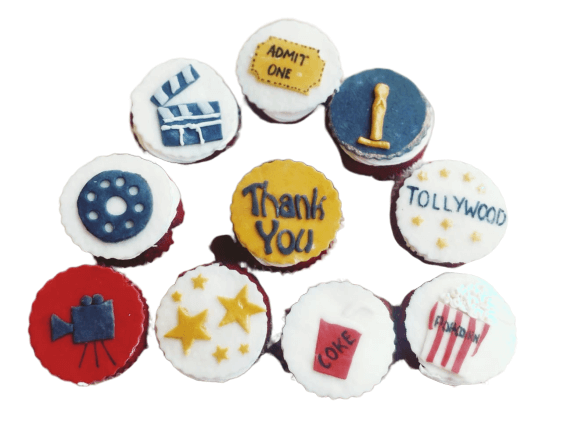Tollywood Cup Cakes