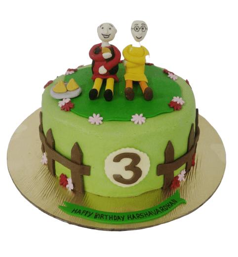 Best Motu Patlu Cake
