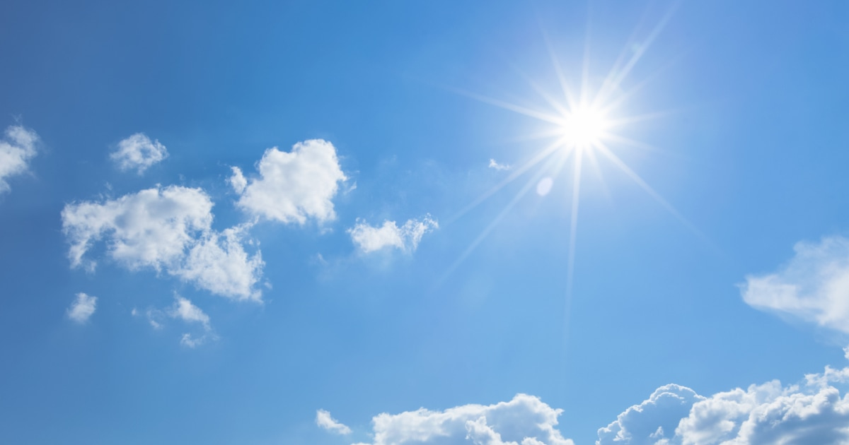 Vitamin D can be boosted in sunlight