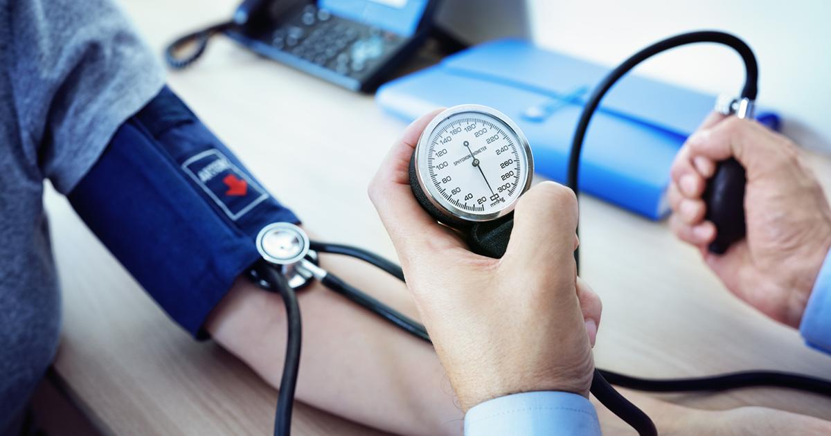 High Blood Pressure (Hypertension) - Target Levels, Symptoms ...