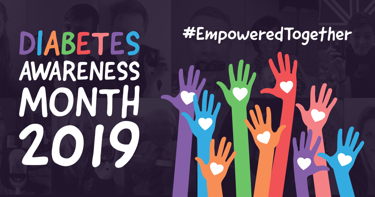 Empoweredtogether People With Diabetes Embrace Diabetes