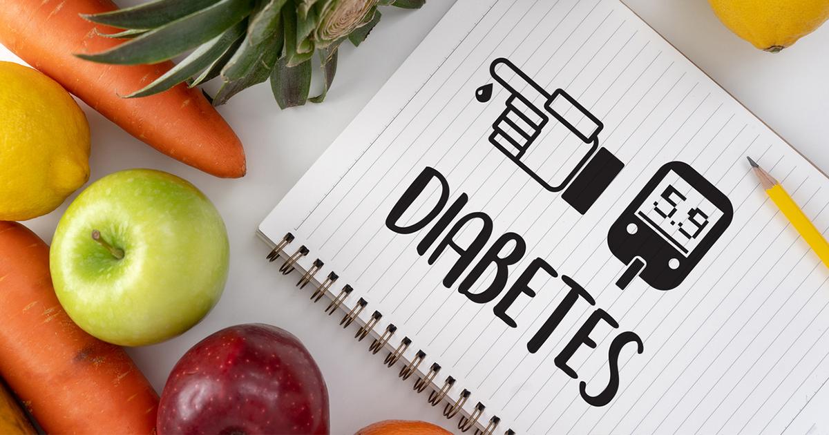 diabetic blood glucose levels diet