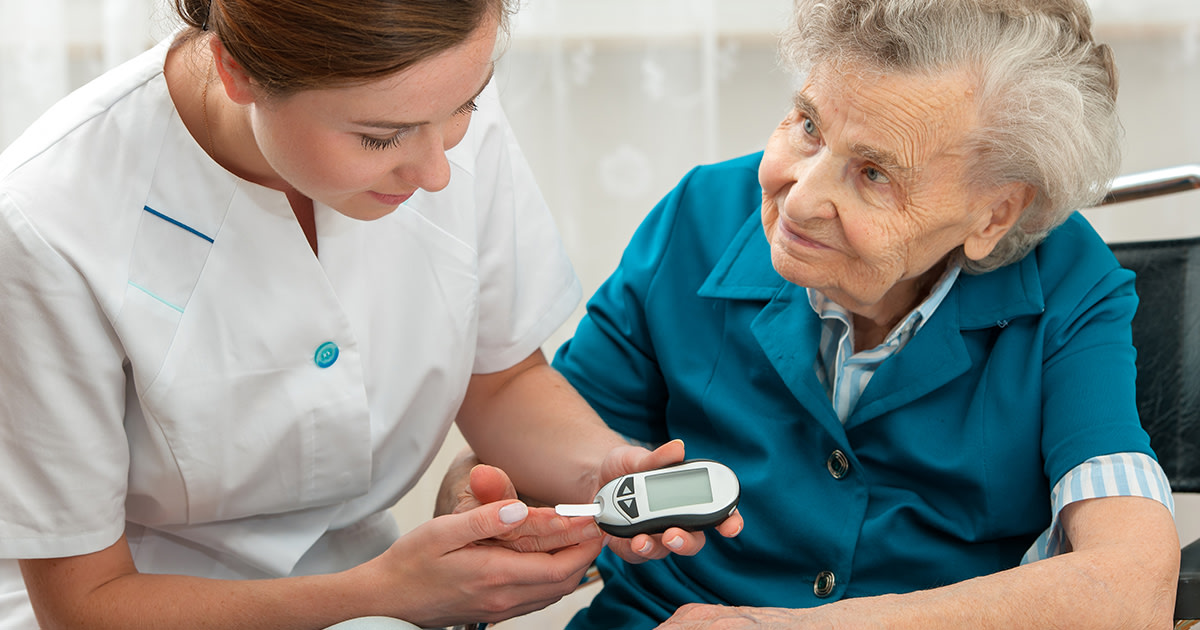 Severe hypoglycemia in the elderly