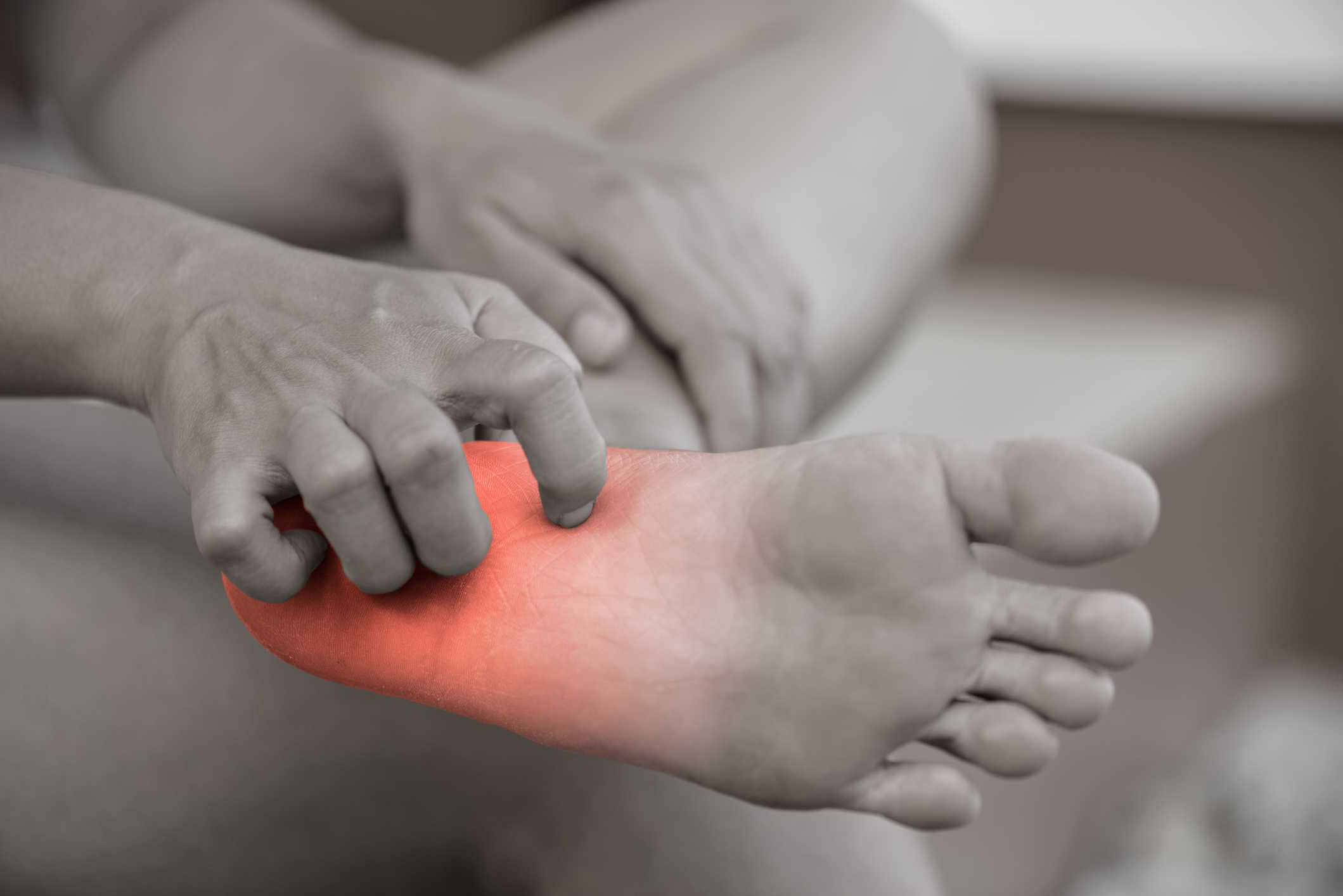 Foot Problems And Causes
