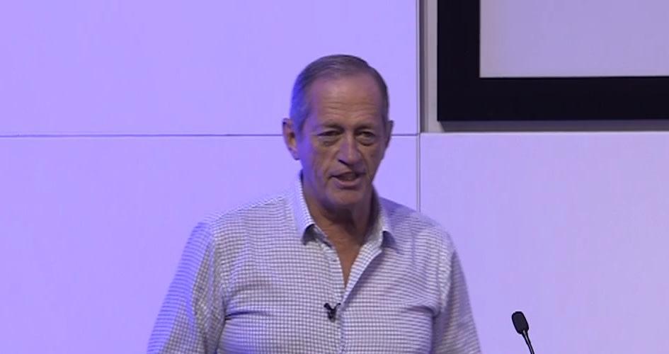 Dr Peter Brukner, PHC 2019