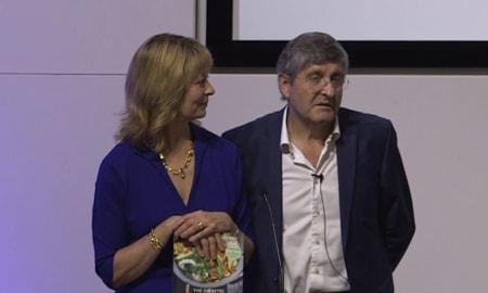 Katie and Giancarlo Caldesi, PHC 2019