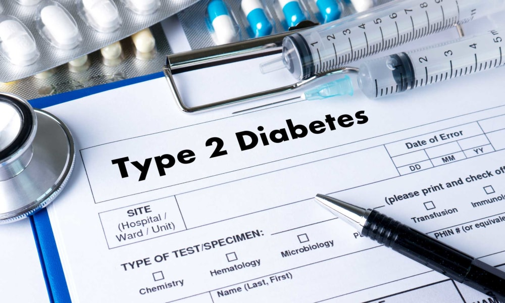 Type 2 Diabetes 90 Of People With Diabetes Have Type 2