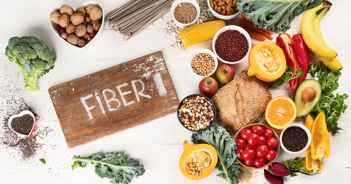 Fibre and Diabetes - Recommended Intake & Supplements