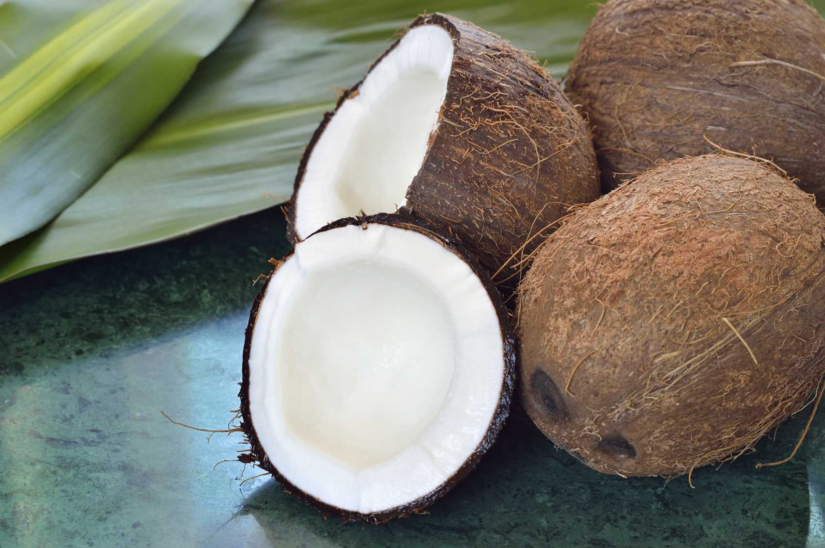 coconut and diabetes - effect on blood glucose, health benefits