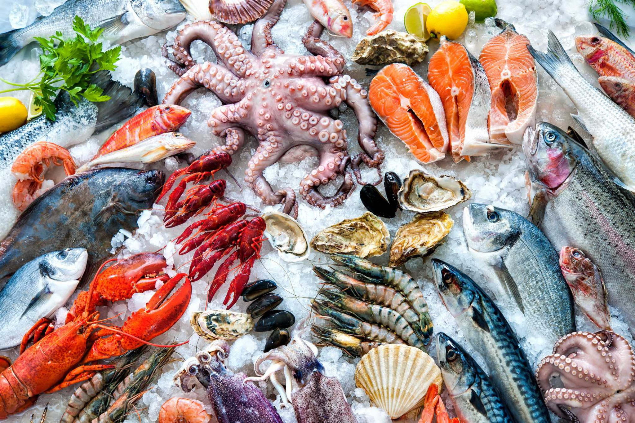 Diabetes Seafood Recipes
