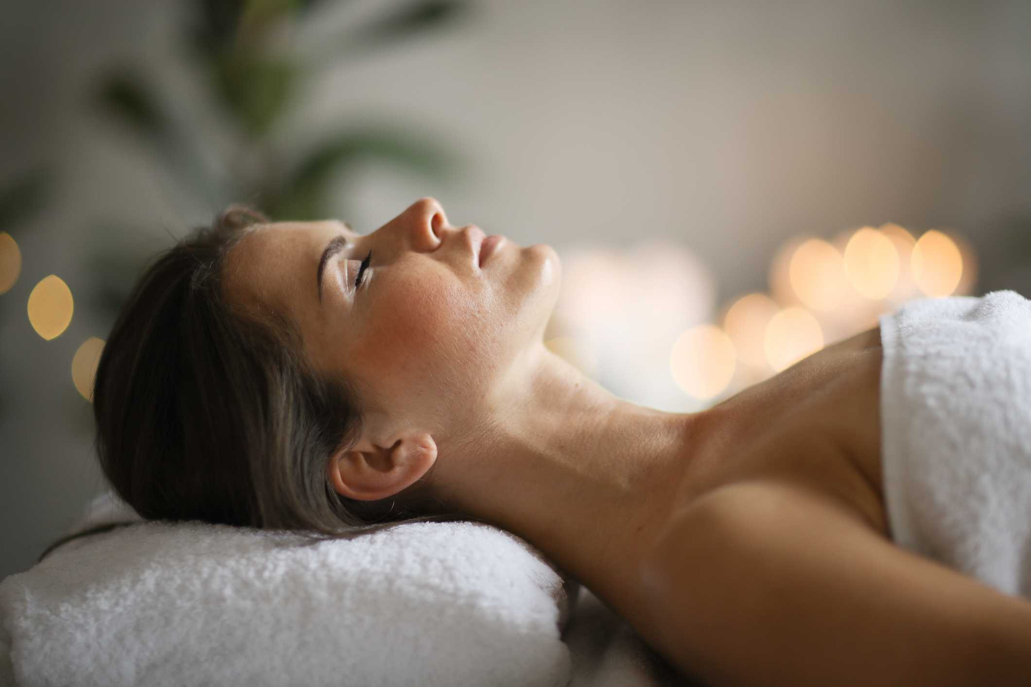 Relaxation Therapy and Guided Imagery