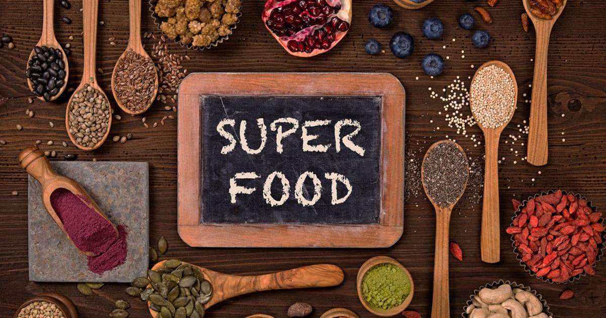 Diabetes 'Superfoods'