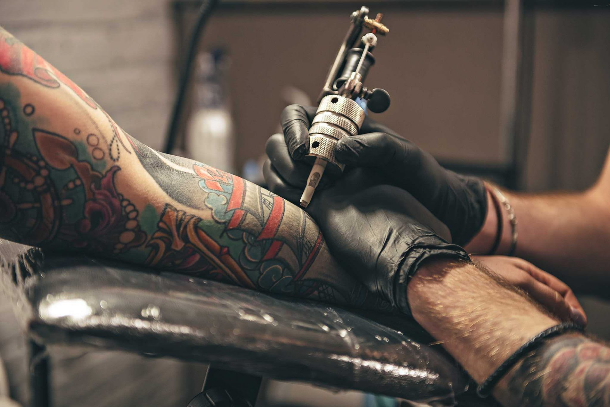 Tattoos And Diabetes Safety Risks Nanotechnology Tattoos