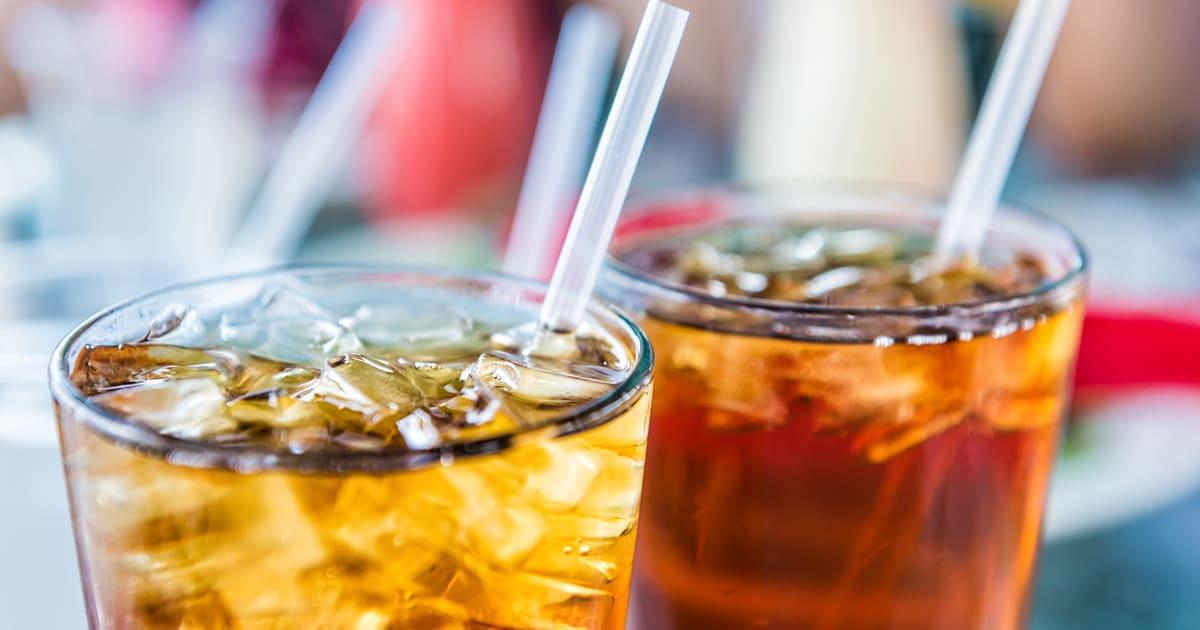diet soft drinks