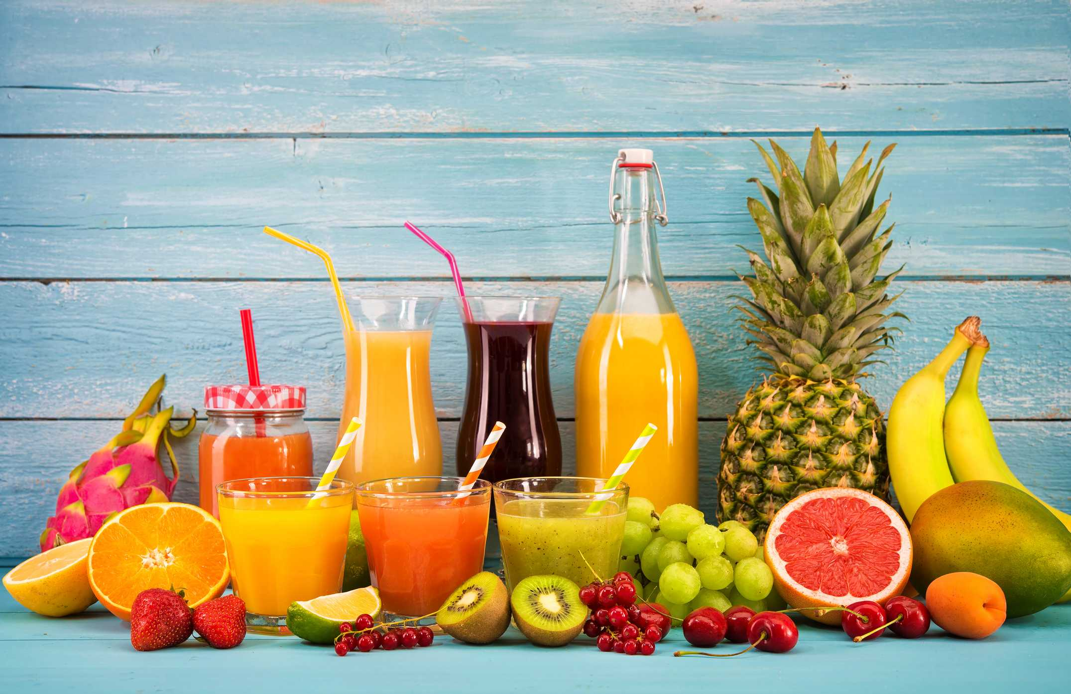 What Fruit Juice Can People With Diabetes Drink?