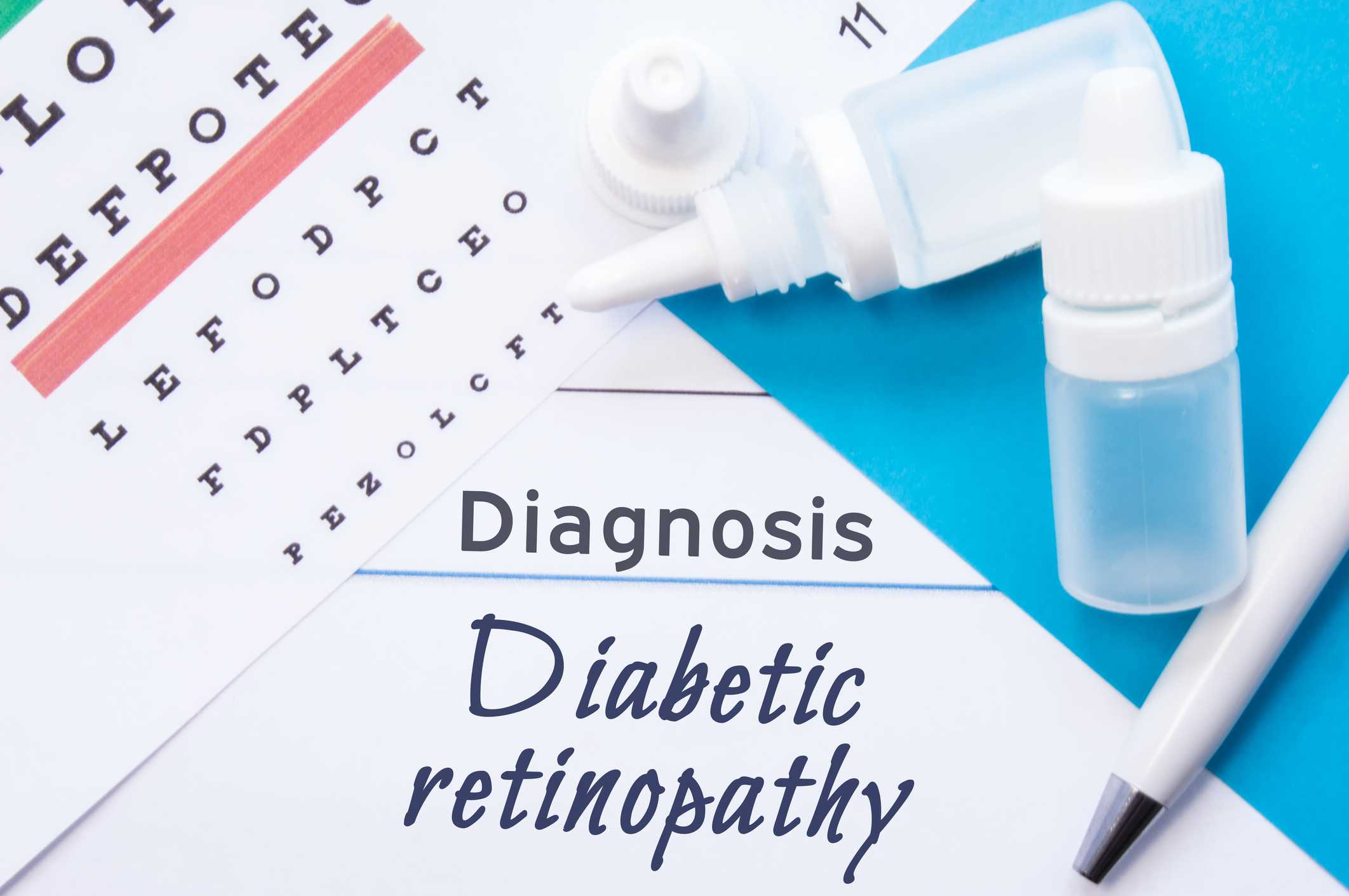 Diabetic Retinopathy Screening and Tests