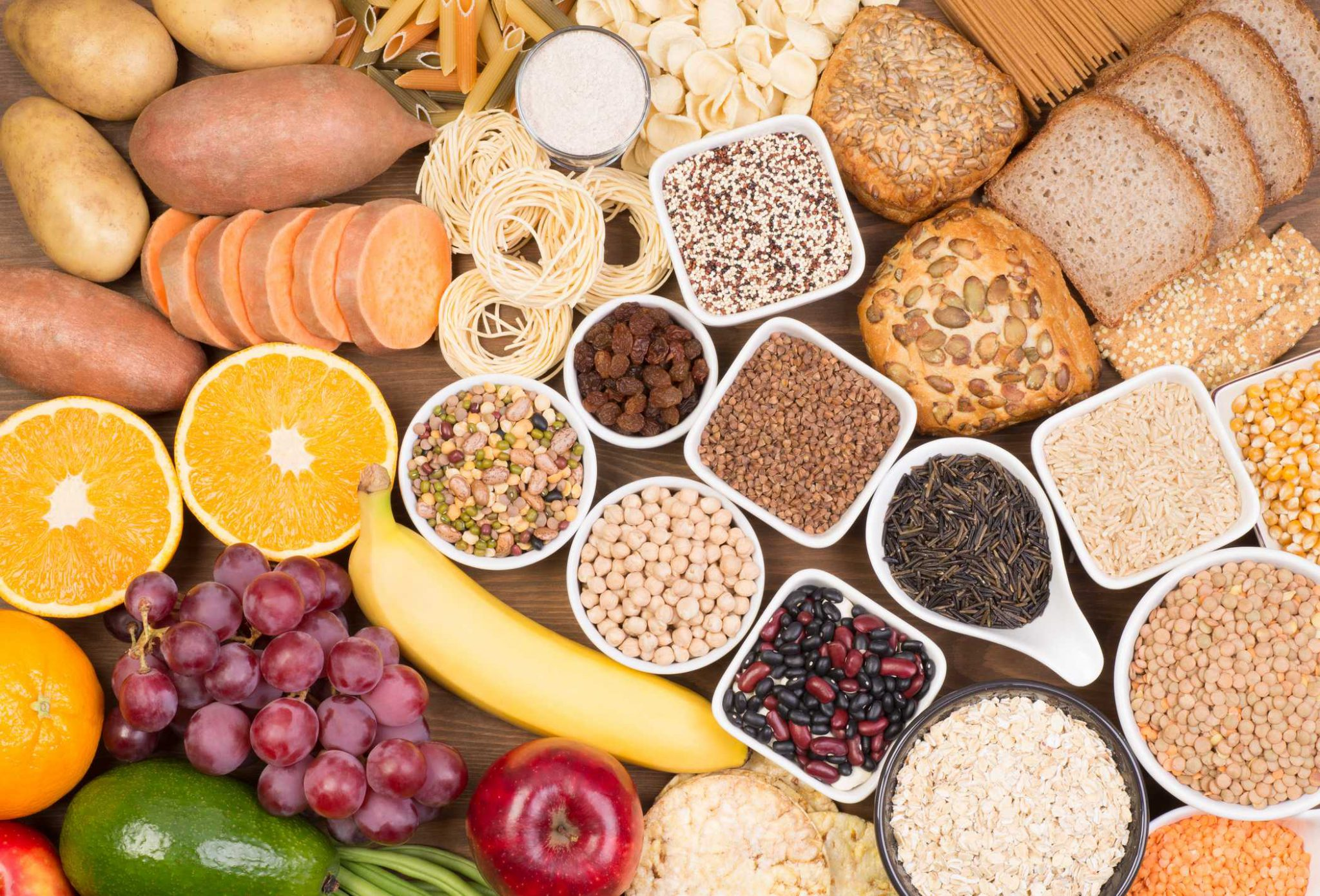 Carbohydrates and the Glycemic Index