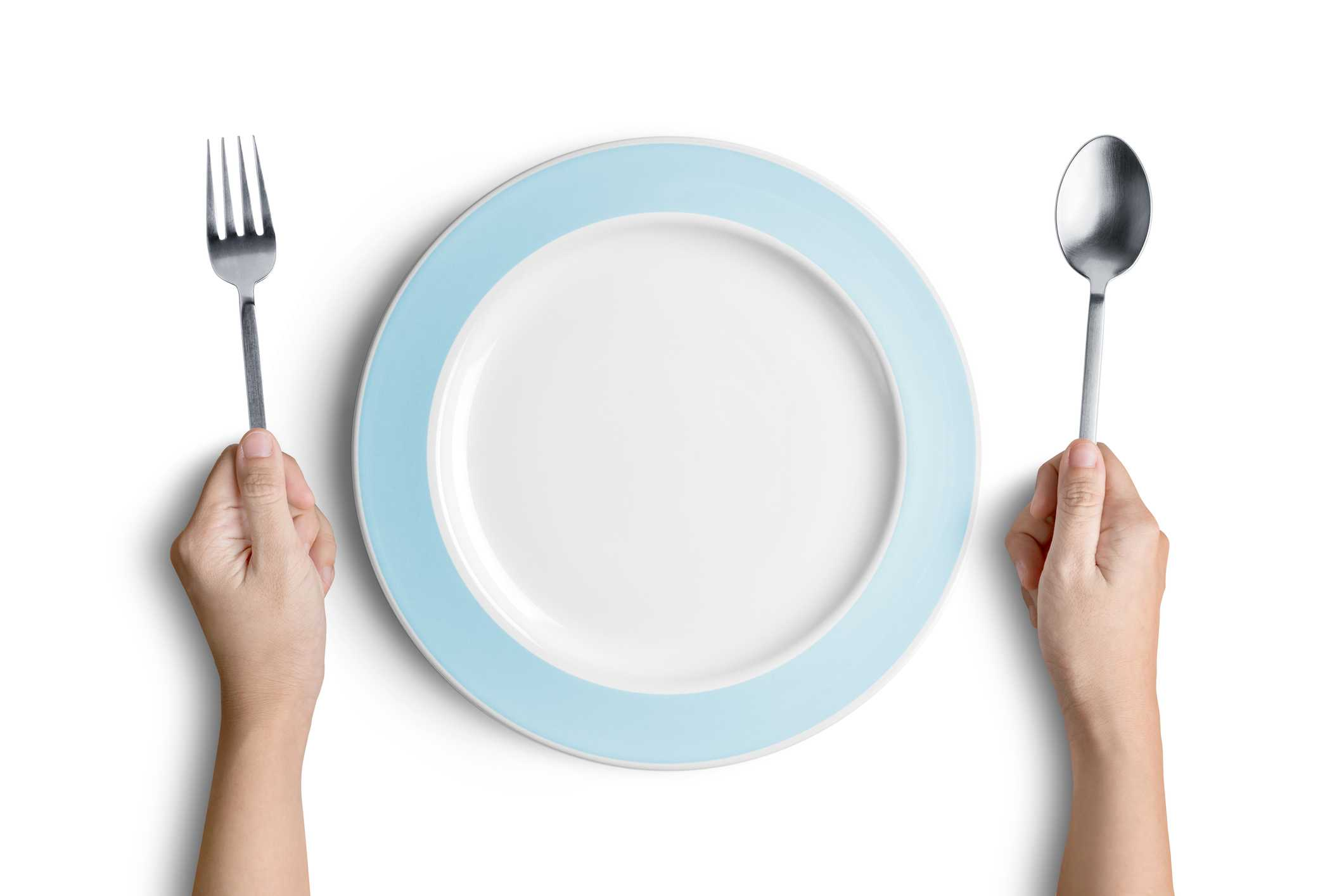 The Plate Method for Weight Management