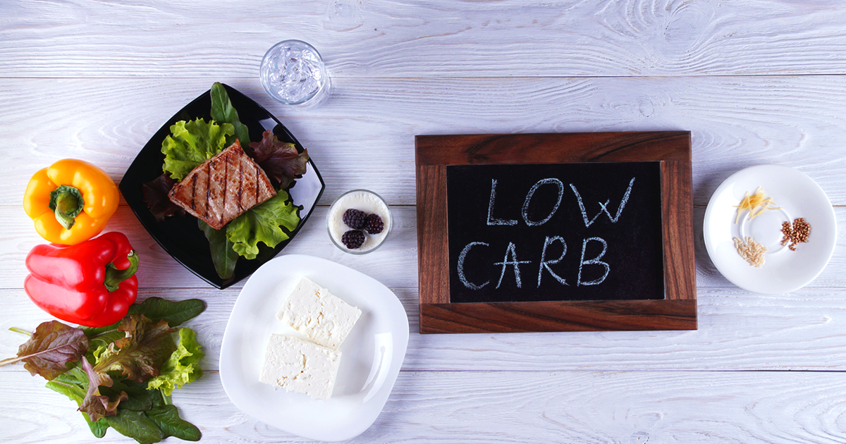 Putting Type 2 into Remission with Low Carb