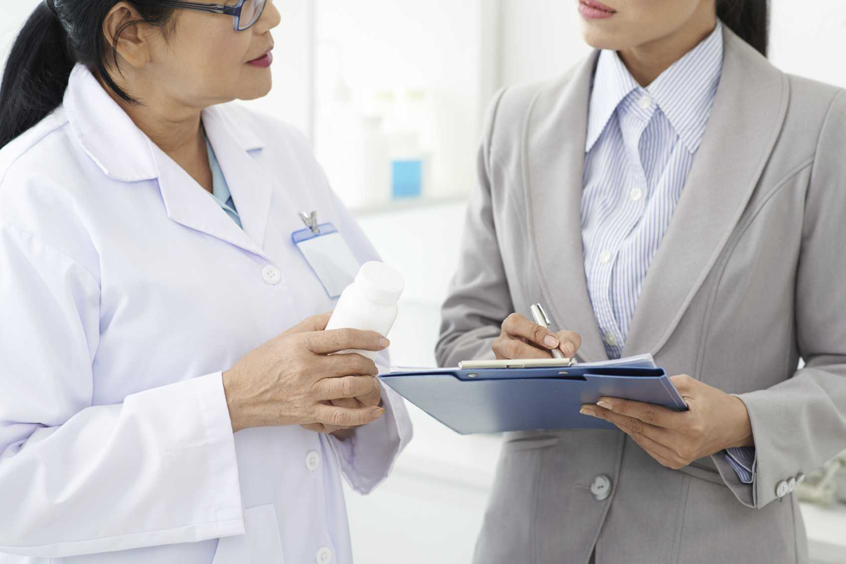 Communicating with Healthcare Professionals
