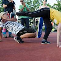 Capoeira Bem-Vindo Angola - Haggerston School