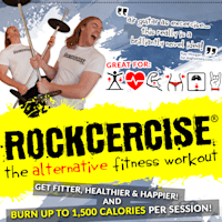Rockcercise - The Cornerstone URC Church