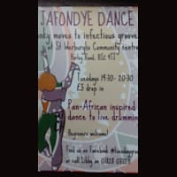 Jafondye Dance