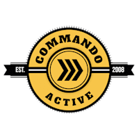 Commando Active - Shaping Change - Saint Beads Hall