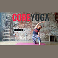 Core Yoga for runners - The Elephant House