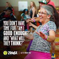 Zumba Gold® with Mon - Woodingdean
