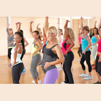 Zumba with Fatna at Streetenvy Dance & Fitness Academy