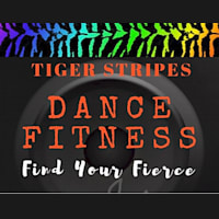 Zumba with Jas - TIGER STRIPES Dance Fitness - St Werburghs Centre