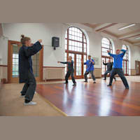 Lishi Sheffield Tai Chi, Yoga, Meditation and Self-Defence - Highfield Community Space