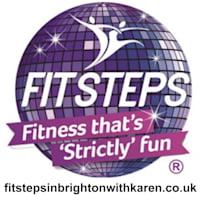 Fitsteps in Brighton with Karen - Patcham Memorial Hall