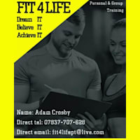 Adam Crosby Fitness - Buile Hill