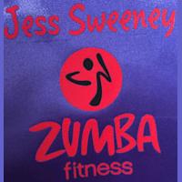 Jess Sweeney Zumba Crazy - The Longfield Suite