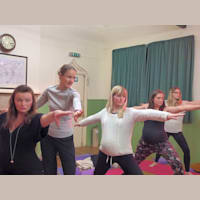 Yummy Mummy Yoga - Dunkerton Parish Hall