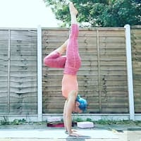 Hatha Yoga Flow with Valentina- The Red Lion