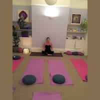 Katie Despres - Yoga on the Square