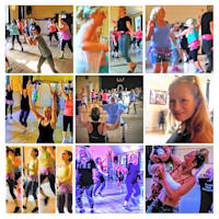 Helen Ford Zumba Fitness and Zumba Toning - Rottingdean Village Hall