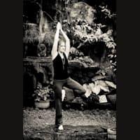 Jivamukti Yoga with Amrita