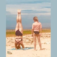 Amelia Paul Yoga - Brave Move