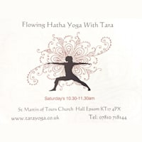 Tara Yoga - St Martin of Tours Church Hall