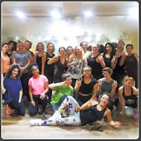Zumba with Mon - Brighthelm Auditorium