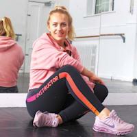 Rosie & Gym - The Brighton Academy, Preston Park Campus